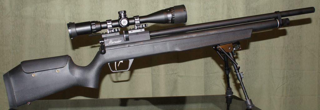 Marauder Air Rifle – Personal Airgun Management